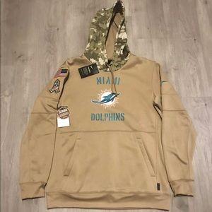 Nike Miami Dolphins Salute to Service Army Camo
